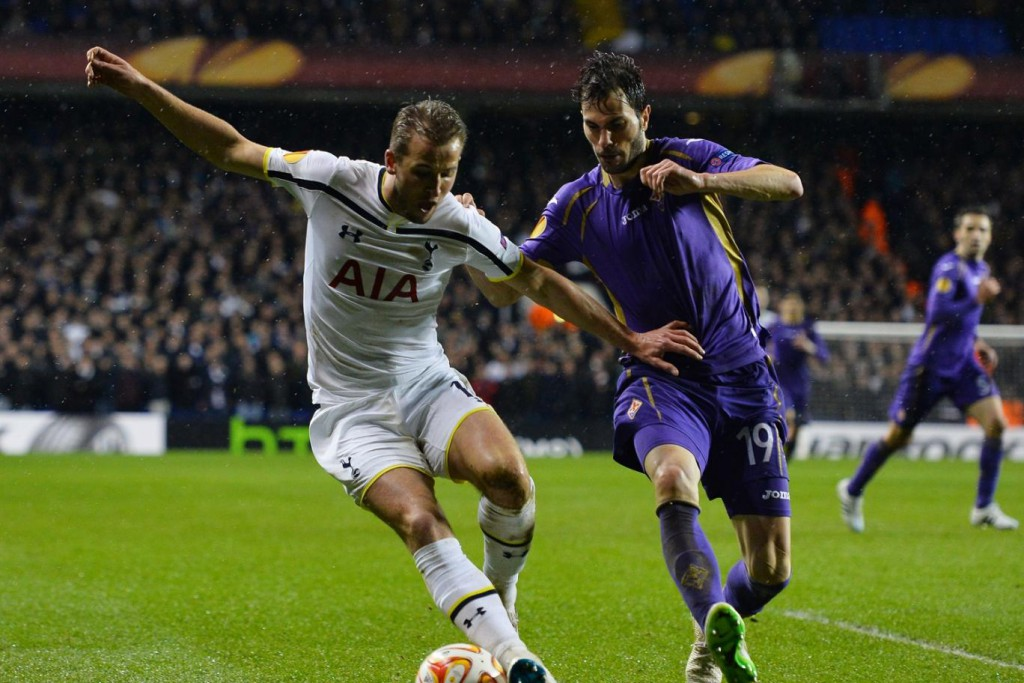 Tottenham vs Anderlecht