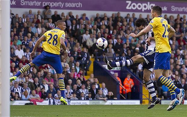 Ponturi pariuri – WBA vs Arsenal – Premier League