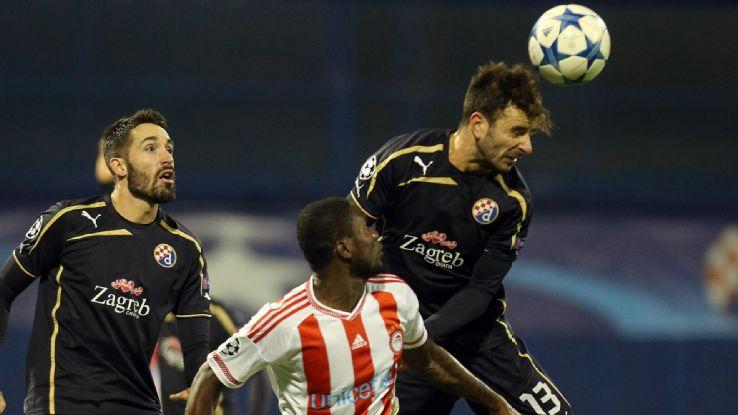 Olympiakos vs Dinamo Zagreb