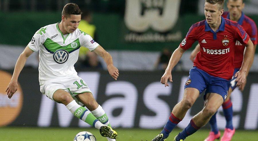 TSKA Moscova vs Wolfsburg