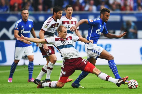 Schalke vs Bayern Munchen