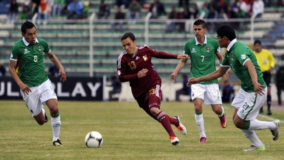 Ponturi pariuri – Bolivia vs Venezuela – Calificari Cupa Mondiala