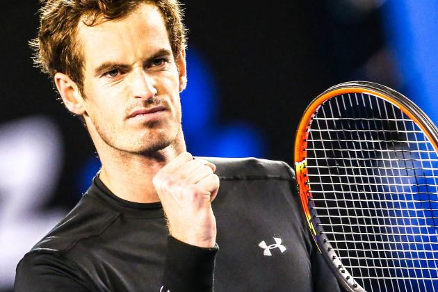 David Goffin vs Andy Murray