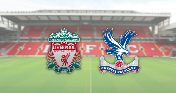 Liverpool vs Crystal Palace