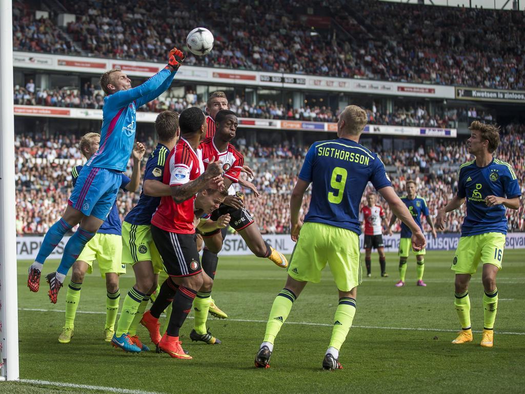 Ponturi Pariuri Feyenoord vs Ajax – Eredivisie