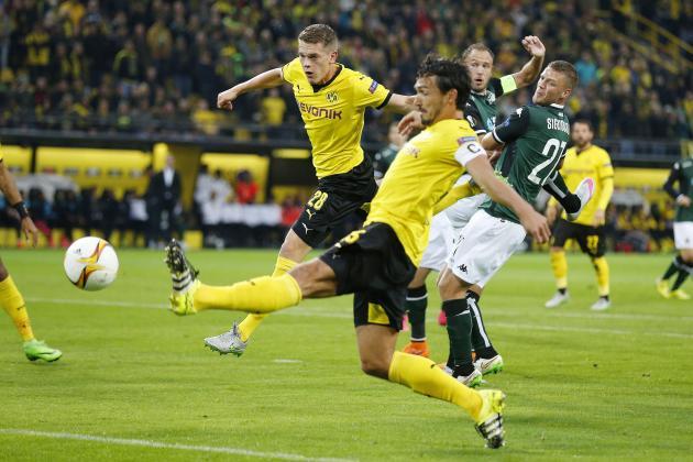 Ponturi Pariuri Krasnodar vs Dortmund – Europa League