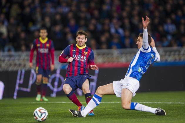 Ponturi Pariuri Barcelona vs Real Sociedad – Primera Division