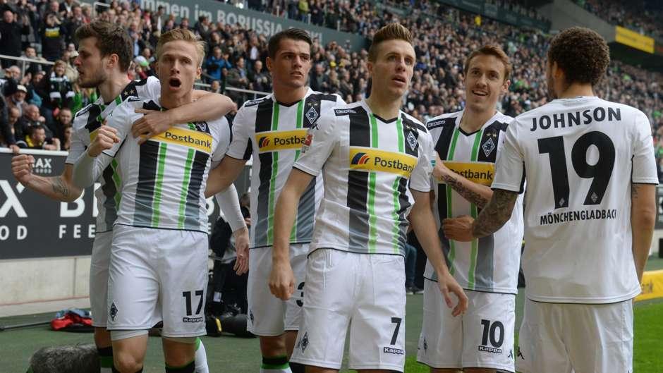Borussia Monchengladbach vs Ingolstadt