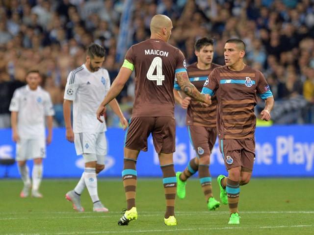 FC Porto vs Dinamo Kiev