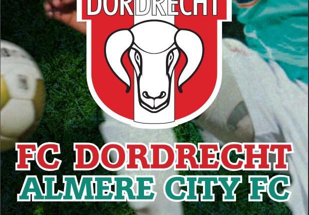 Dordrecht vs Almere