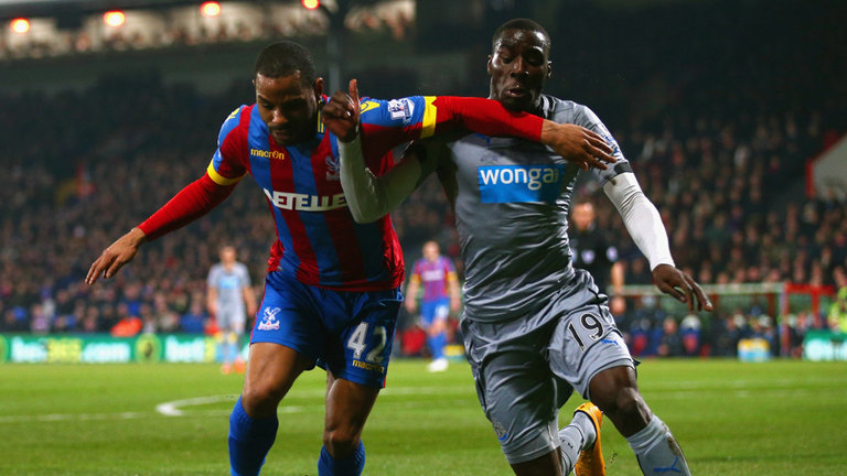 Crystal Palace vs Newcastle
