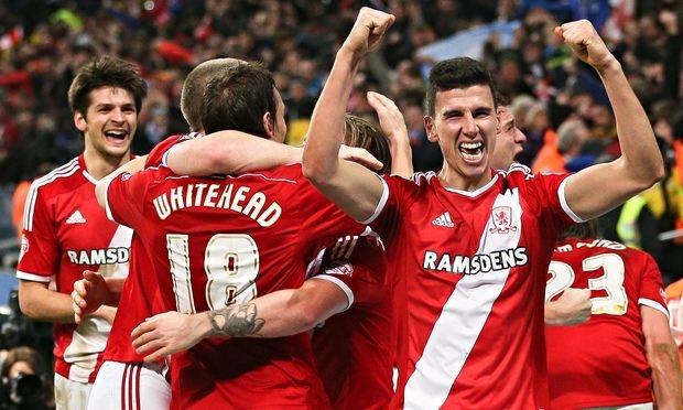 Middlesbrough vs Roterham