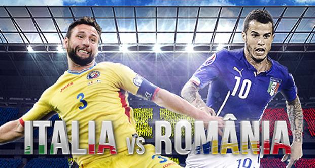 Pariu gratuit de 30 RON la amicalul Italia – Romania