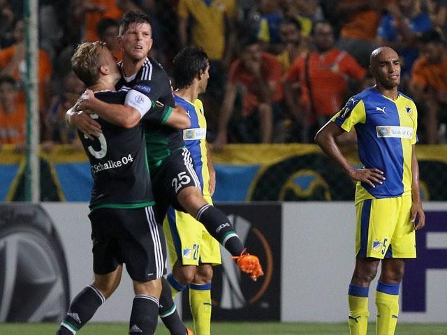 Schalke 04 vs APOEL