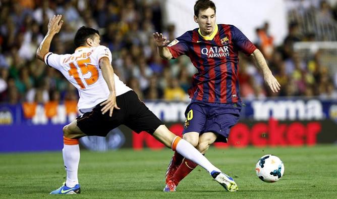 Ponturi Pariuri Valencia vs Barcelona – Primera Division