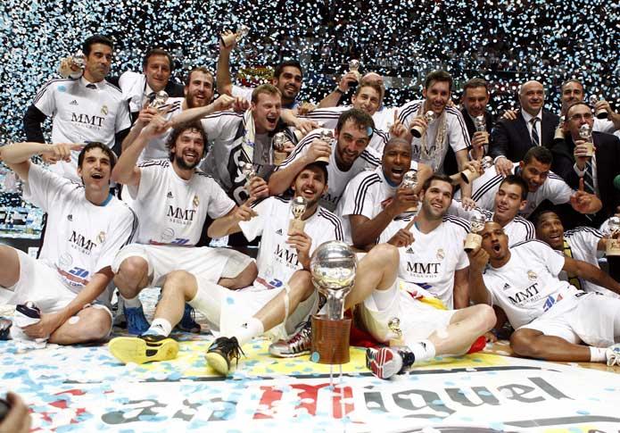Ponturi baschet – Real Madrid vrea sa ramana in Euroliga
