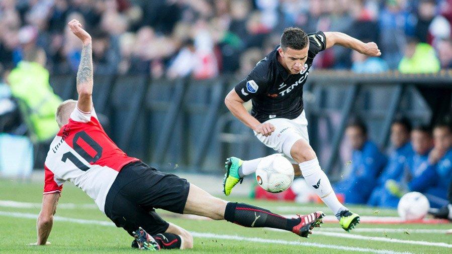 Feyenoord vs Heracles
