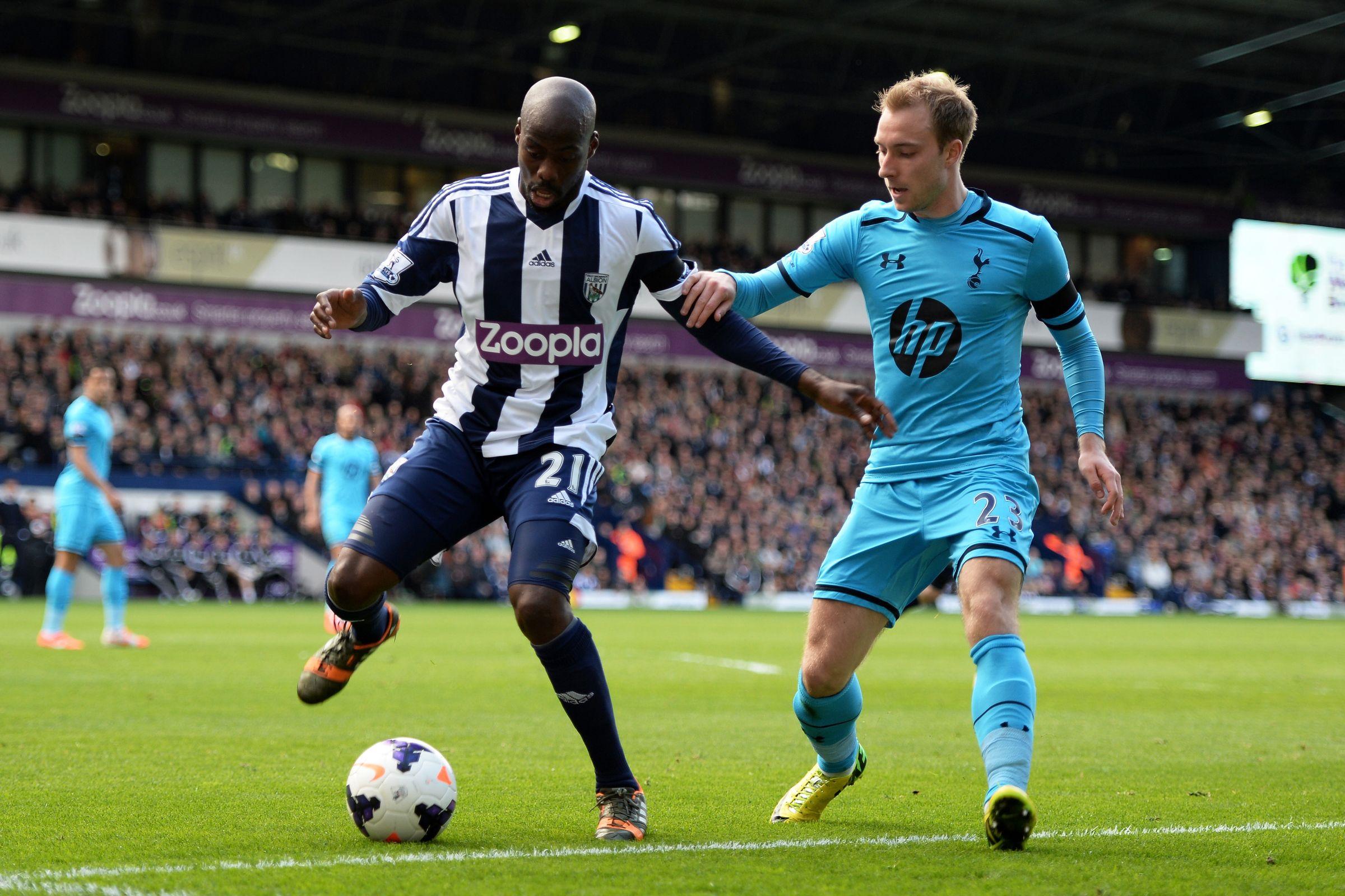 Ponturi pariuri – West Bromwich Albion vs Tottenham Hotspur – Premier League