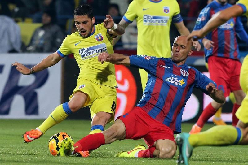 Ponturi Pariuri ASA Targu Mures vs Steaua – Liga 1