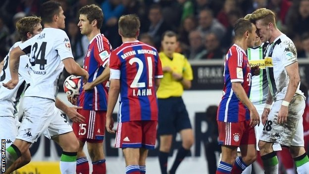 Ponturi pariuri – Borussia Monchengladbach vs Bayern Munchen – Bundesliga