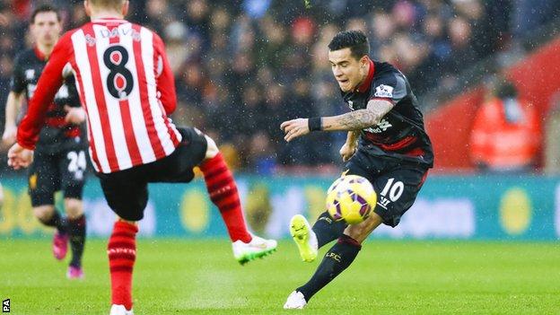 Ponturi pariuri – Southampton vs Liverpool – Capital One Cup