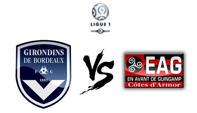 Pronosticuri fotbal – Bordeaux vs Guingamp – Ligue 1