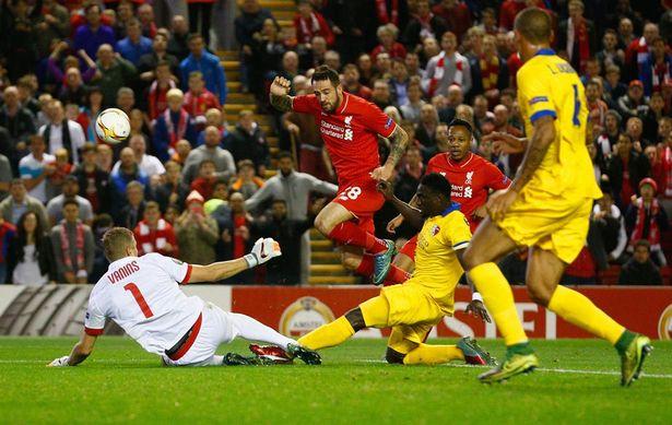 Sion vs Liverpool