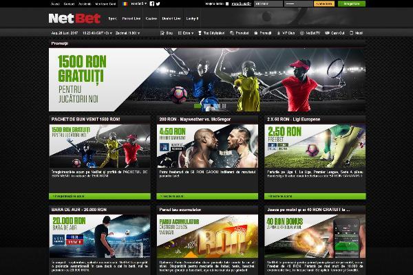NetBet Promoții