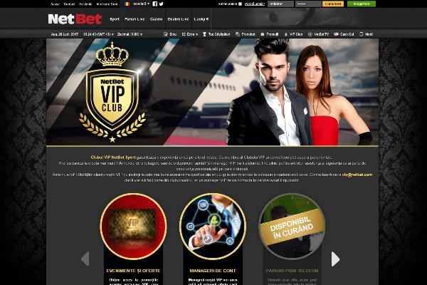 NetBet VIP Club