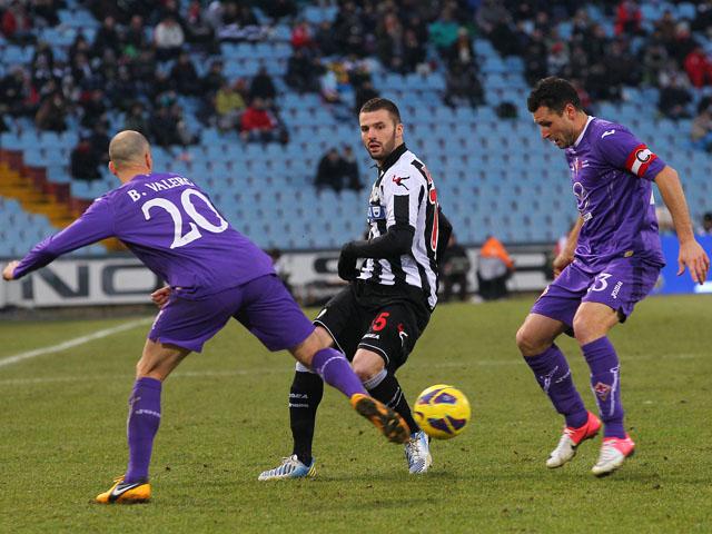 Pronosticuri fotbal – Fiorentina vs Udinese – Serie A