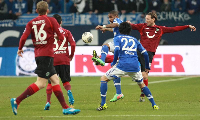 Schalke 04 vs Hannover