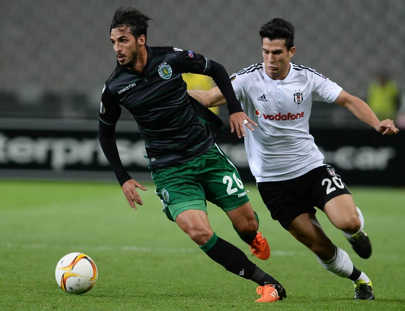 Ponturi pariuri Sporting Lisabona vs Besiktas – Europa League