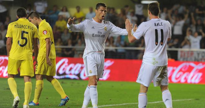Ponturi Pariuri Villarreal vs Real Madrid – Primera Division