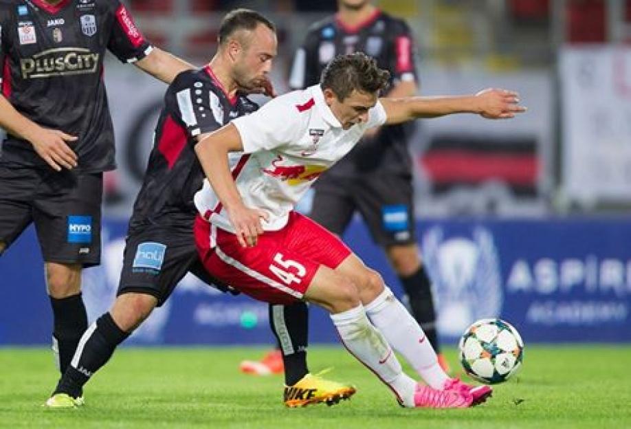 Salzburg vs Wolfsberger