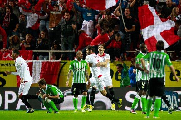 Betis vs Sevilla