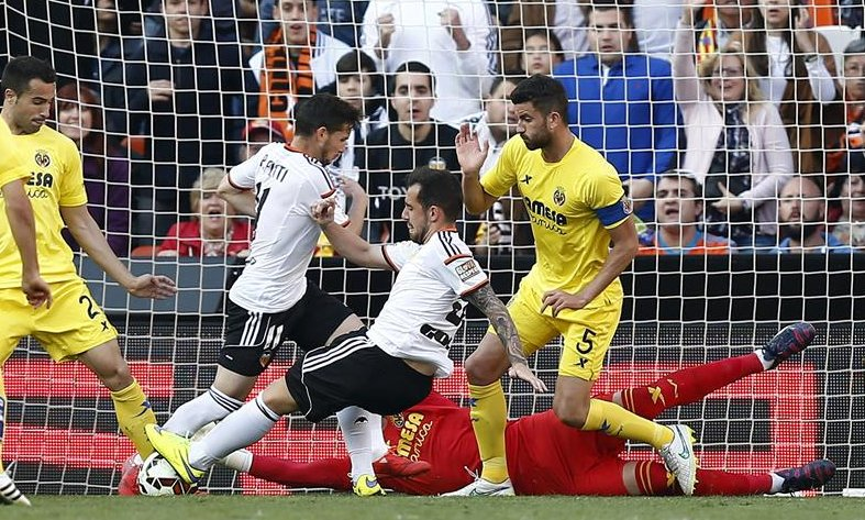 Villarreal vs Valencia