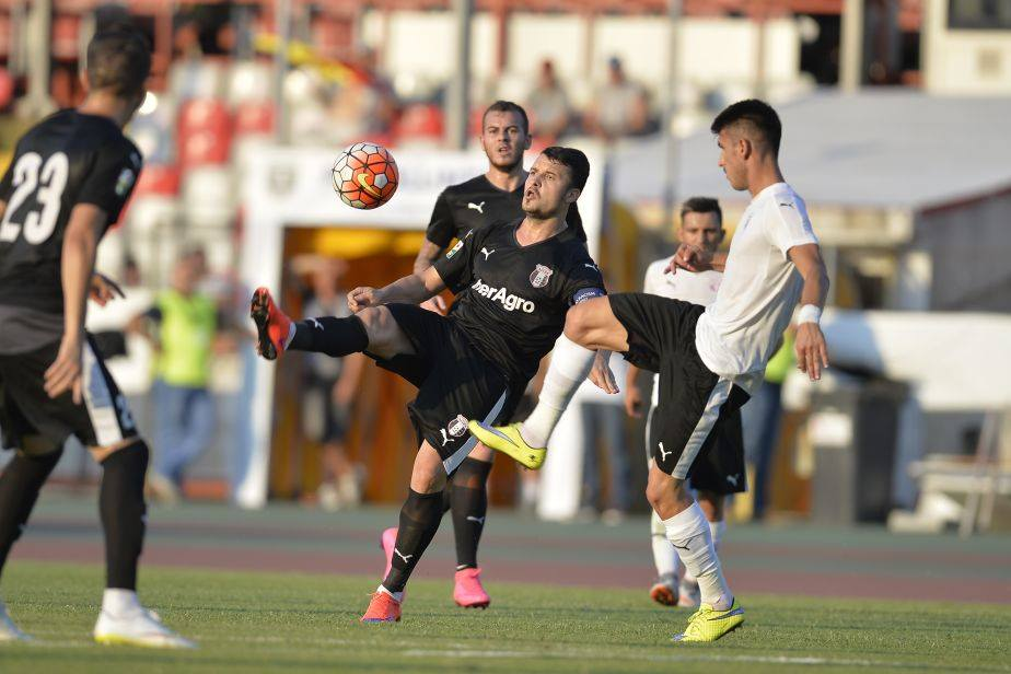 Astra Giurgiu vs FC Voluntari