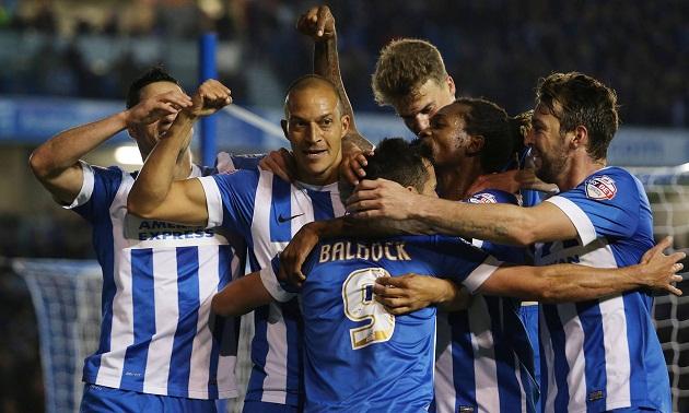 Brighton & Hove Albion vs Huddersfield Town