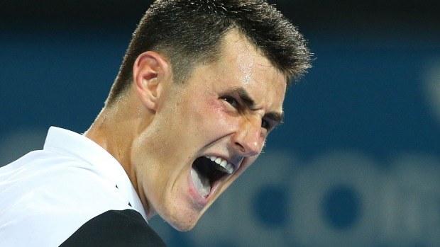Tomic vs Bolelli