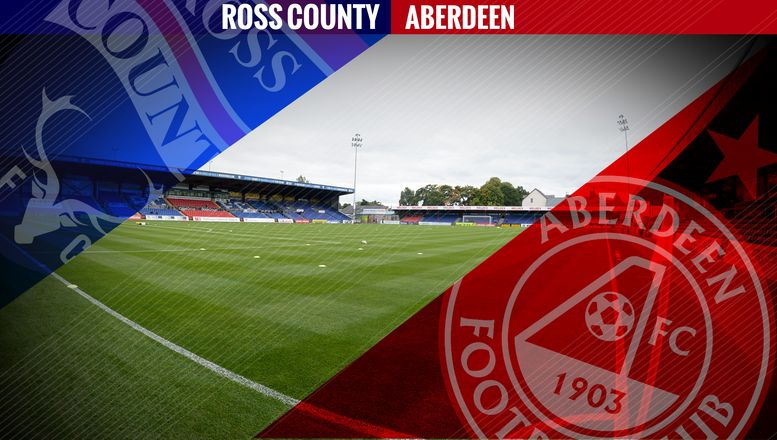 Ross County vs Aberdeen