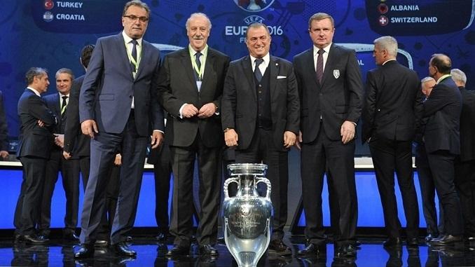 Campionatul European din 2016: Program Grupa D