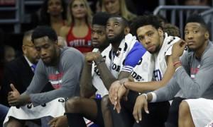 NBA: DEC 18 Knicks at 76ers