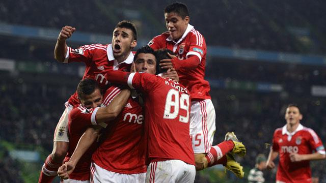 Benfica vs Maritimo