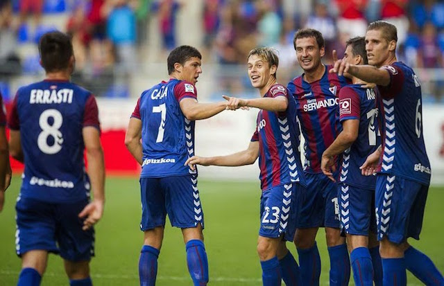 Ponturi fotbal – Eibar vs Las Palmas – Cupa Spaniei