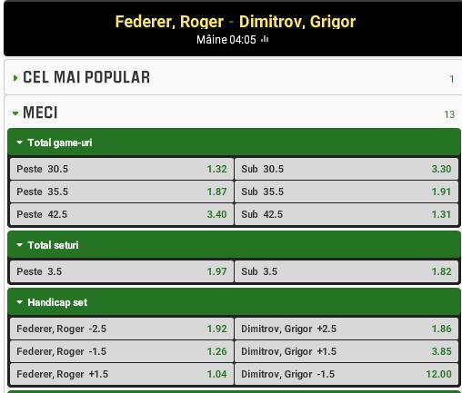 Federerunibet