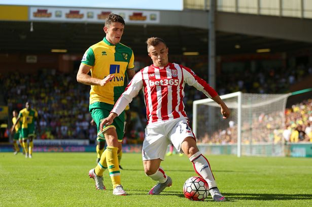 Stoke City vs Norwich