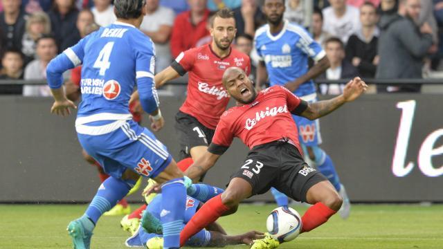 Ponturi pariuri Marseille vs Guingamp – Ligue 1
