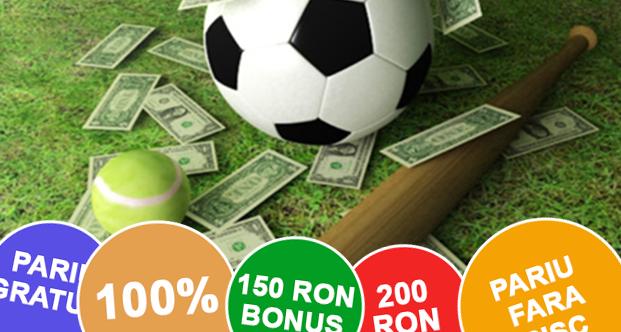 Top 5 bonusuri pariuri online