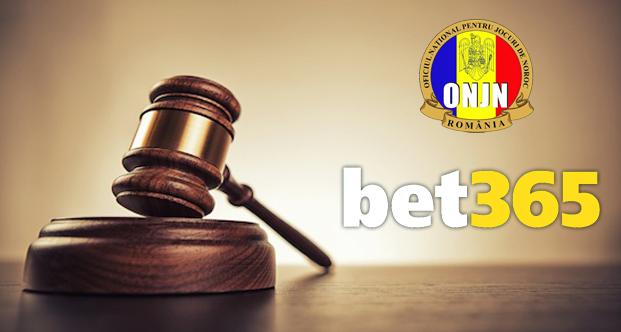De cand putem paria la Bet365? Astazi a fost anuntata decizia in cazul ONJN vs Bet365