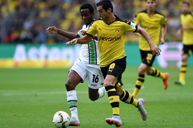 Ponturi Pariuri M'Gladbach vs Dortmund – Bundesliga